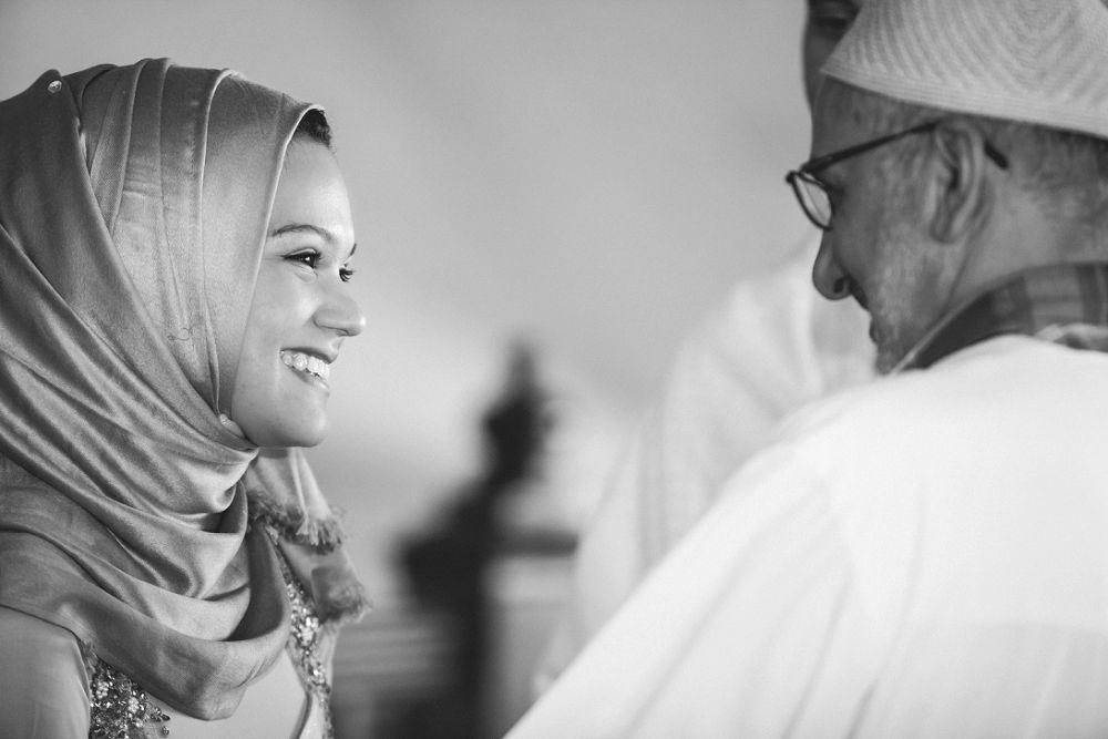 Nikkah ceremony cape town muslim wedding photography