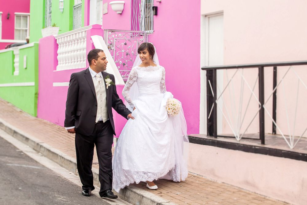 colourful cape town wedding 100