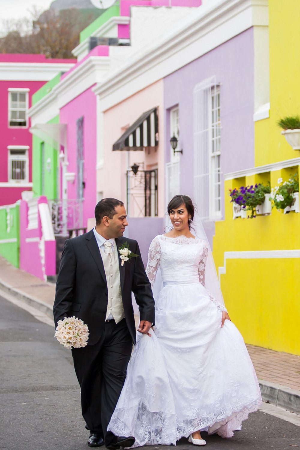 colourful cape town wedding 111