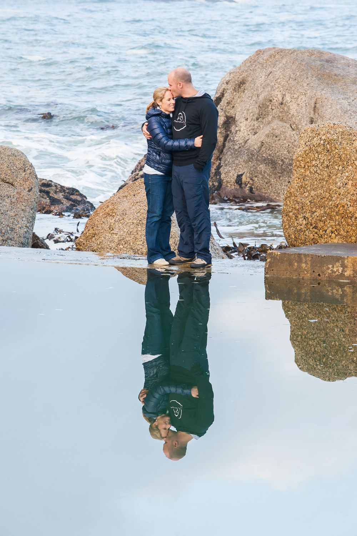 Cape Town Beach Engagement shoot 007
