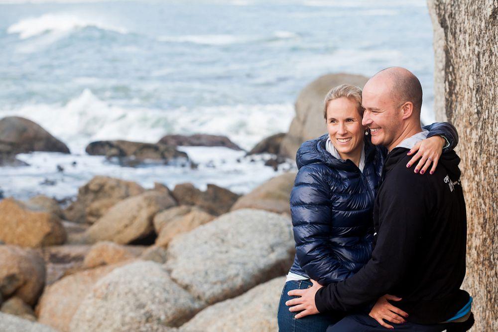 Cape Town Beach Engagement shoot 023
