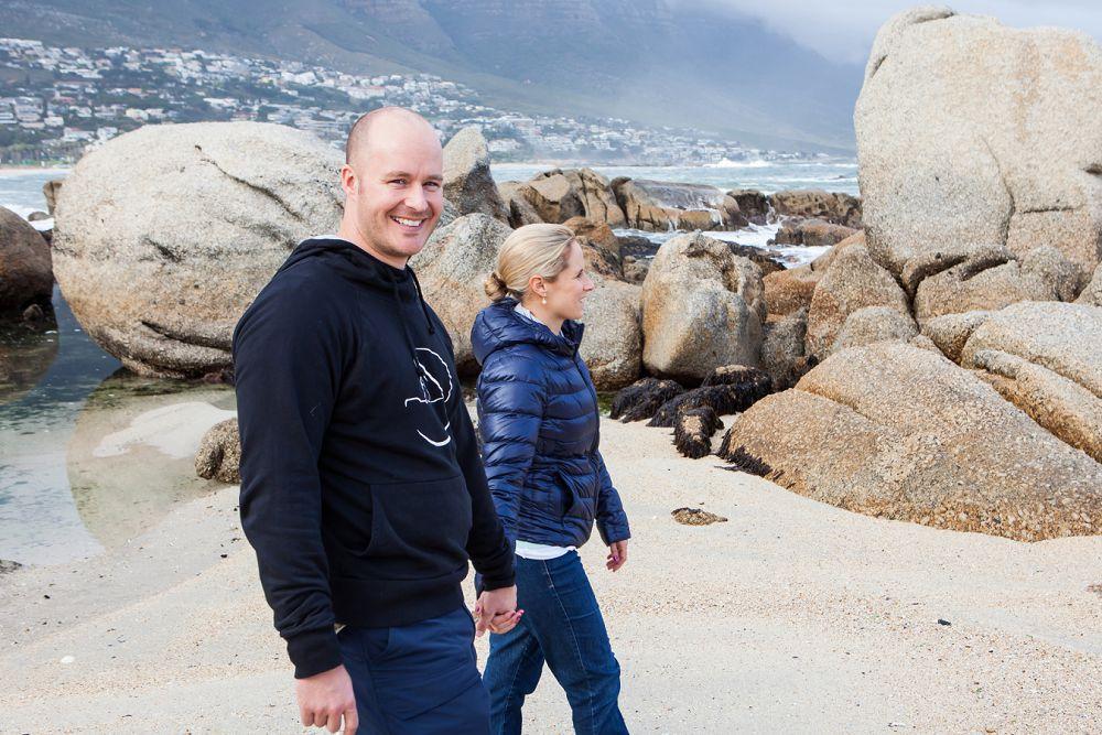 Cape Town Beach Engagement shoot 033