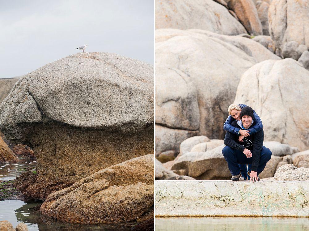 Cape Town Beach Engagement shoot 039