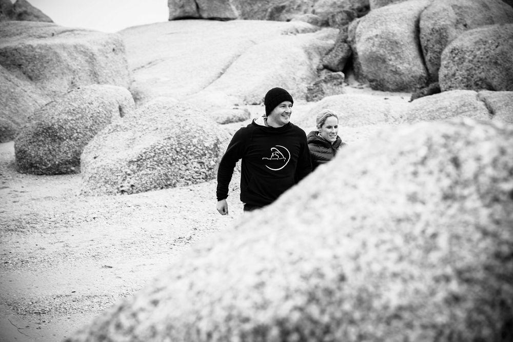 Cape Town Beach Engagement shoot 045