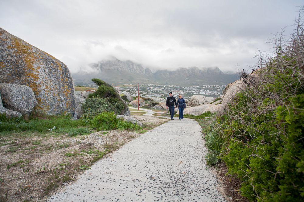 Cape Town Beach Engagement shoot 050