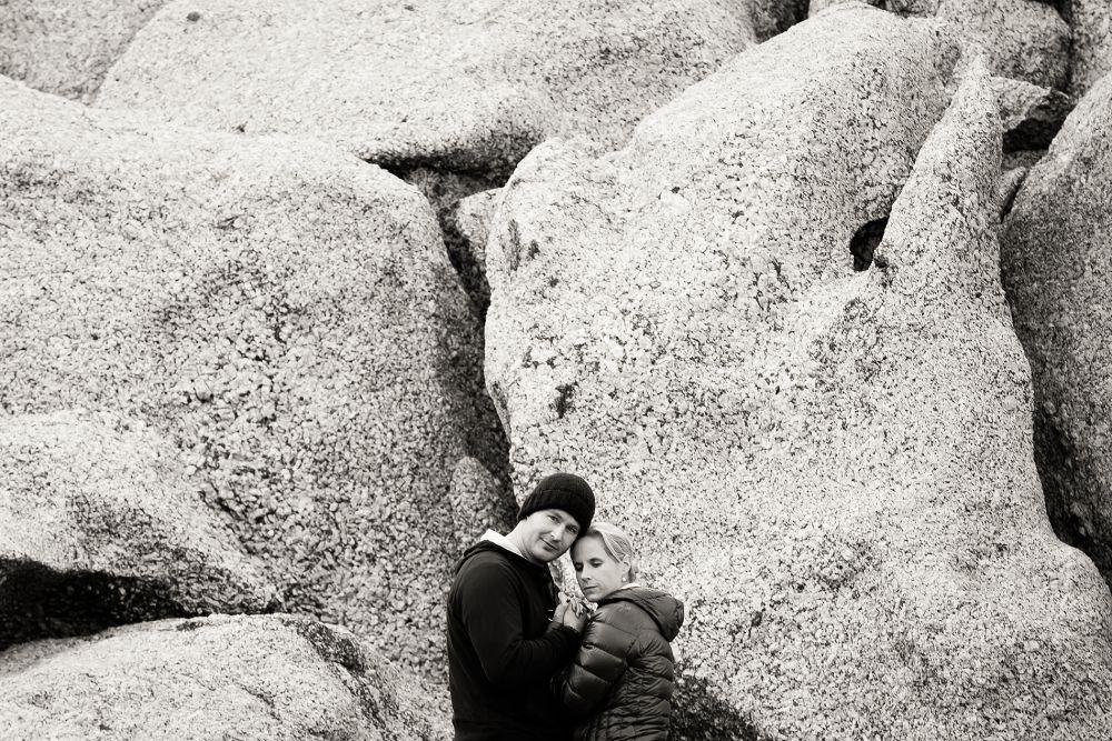 Cape Town Beach Engagement shoot 051