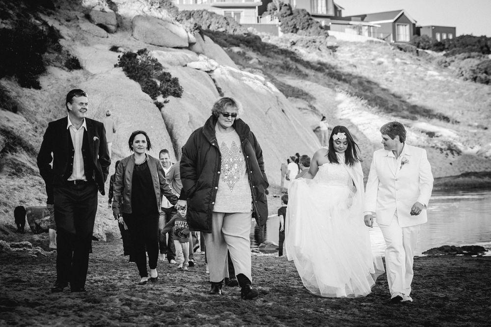 Cape Town Beach Wedding 086