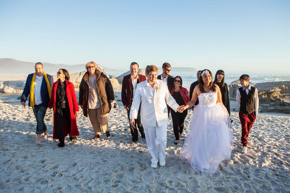 Cape Town Beach Wedding 089