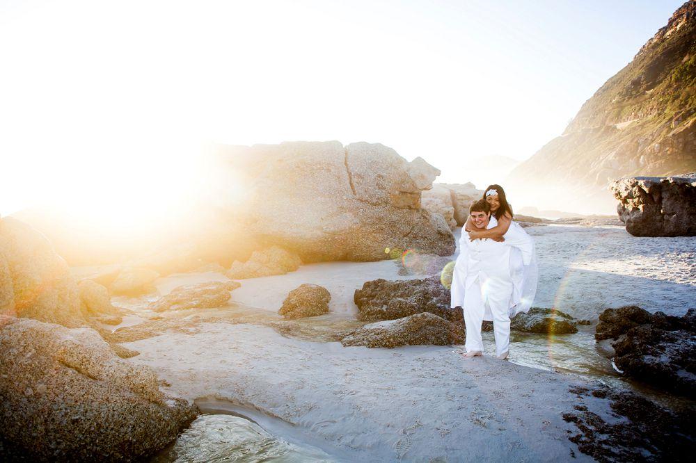 Cape Town Beach Wedding 091