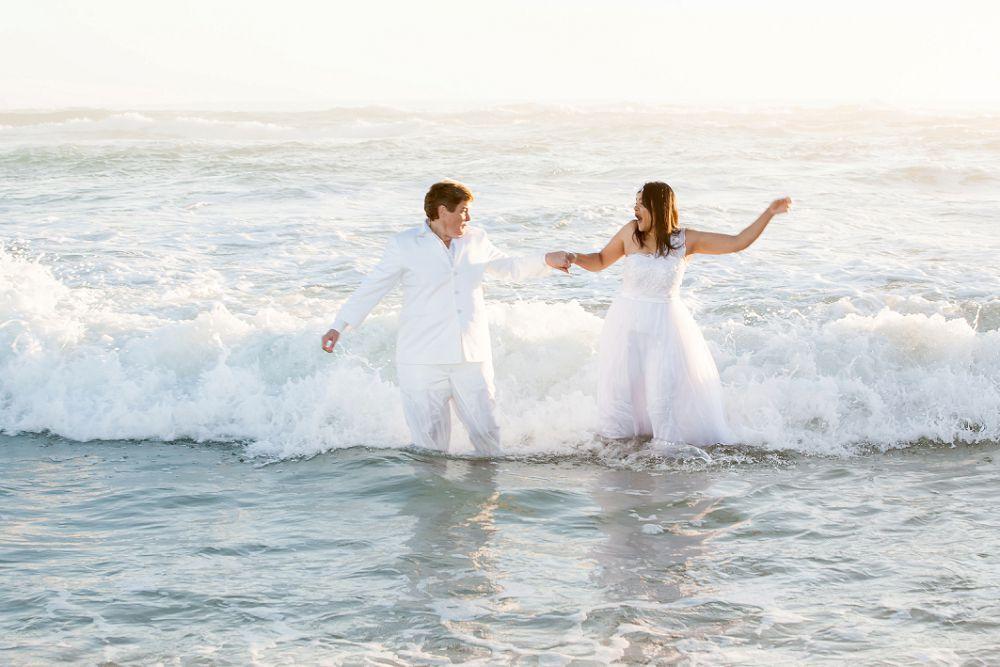Cape Town Beach Wedding 096