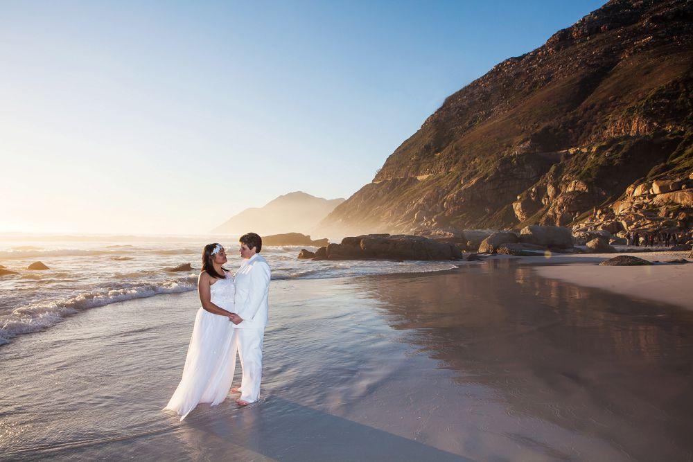 Cape Town Beach Wedding 097