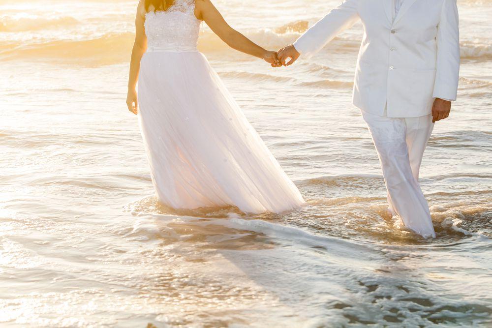 Cape Town Beach Wedding 098