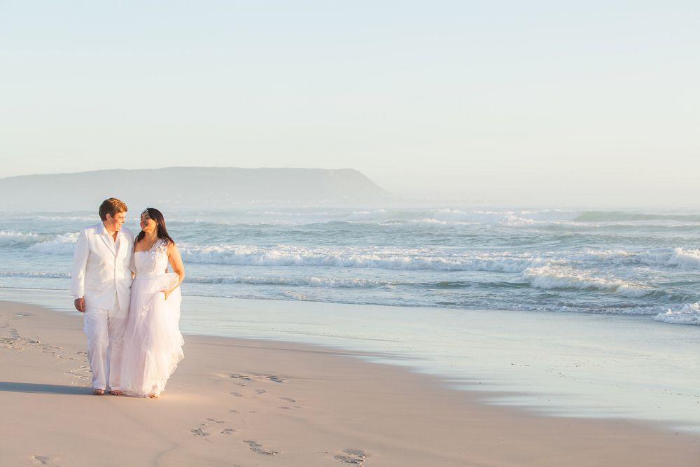 Cape Town Beach Wedding 100