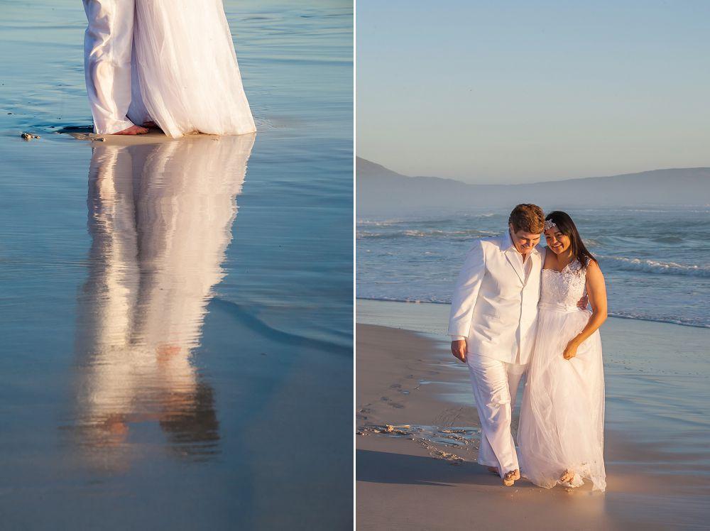 Cape Town Beach Wedding 101