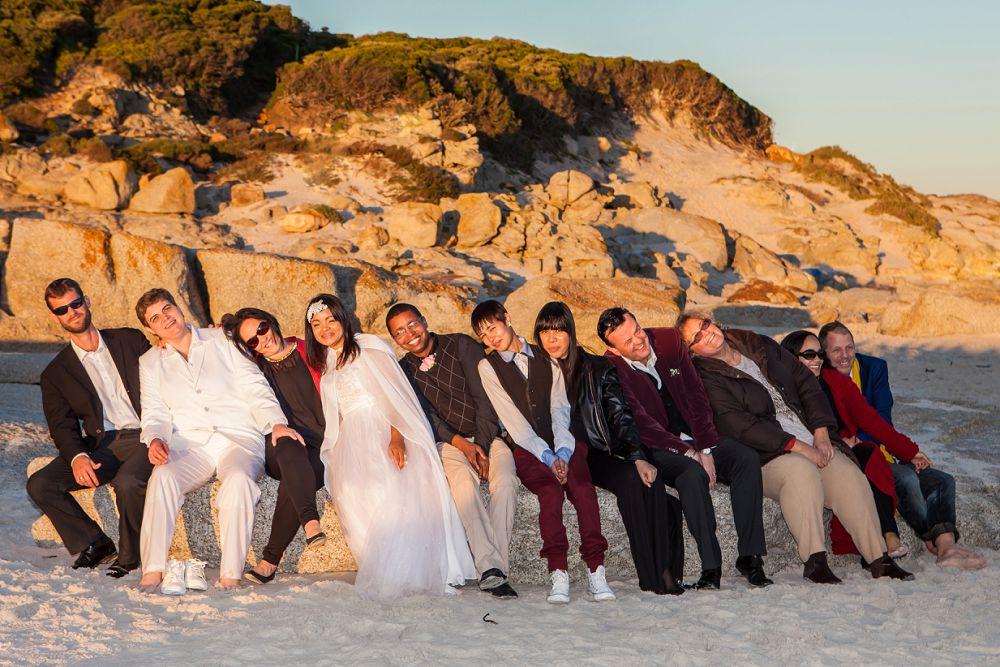 Cape Town Beach Wedding 103