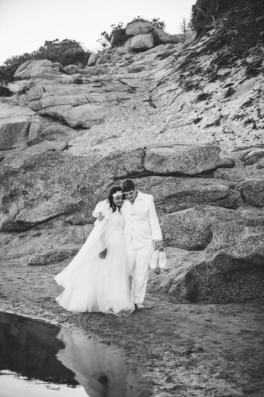 Cape Town Beach Wedding 105