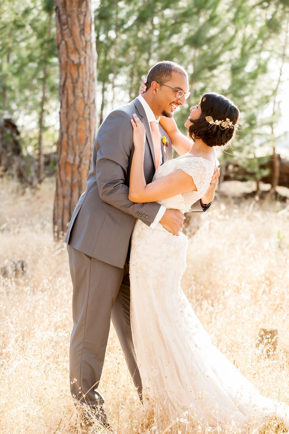 Winery Road Forest Wedding Expressions Photography 105