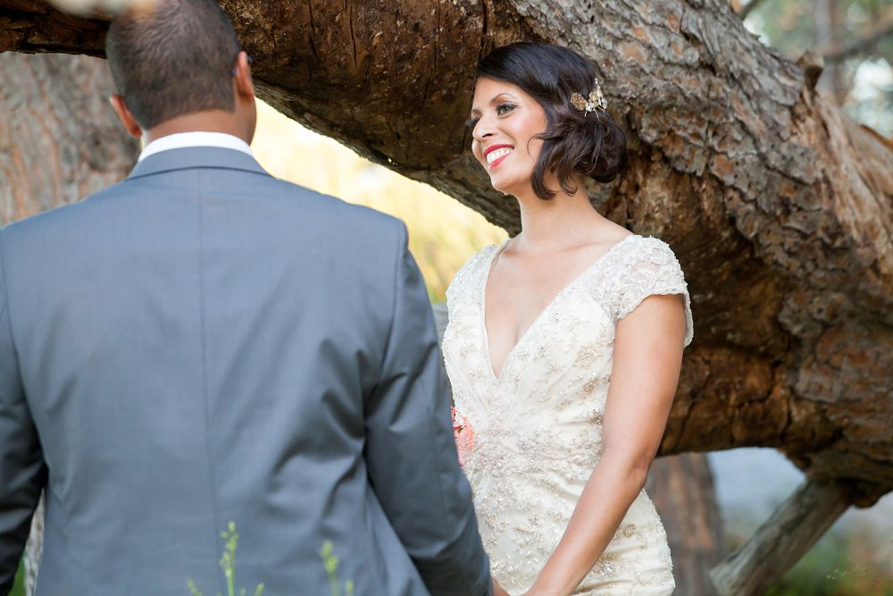 Winery Road Forest Wedding Expressions Photography 120
