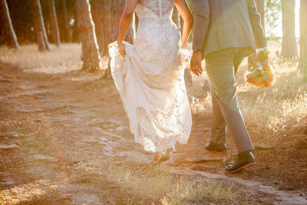 Winery Road Forest Wedding Expressions Photography 123