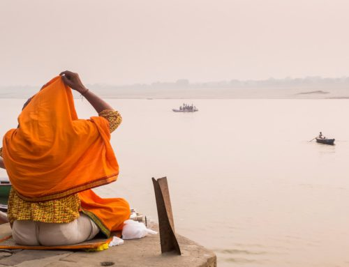 Varanasi sites, sounds and smells