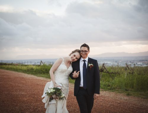 Cape Winelands Altydlig Wedding
