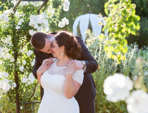 Hudsons Garden Wedding