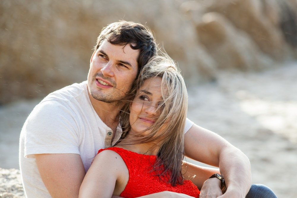 Cape Town Beach Engagement shoot Expressions Photography 01
