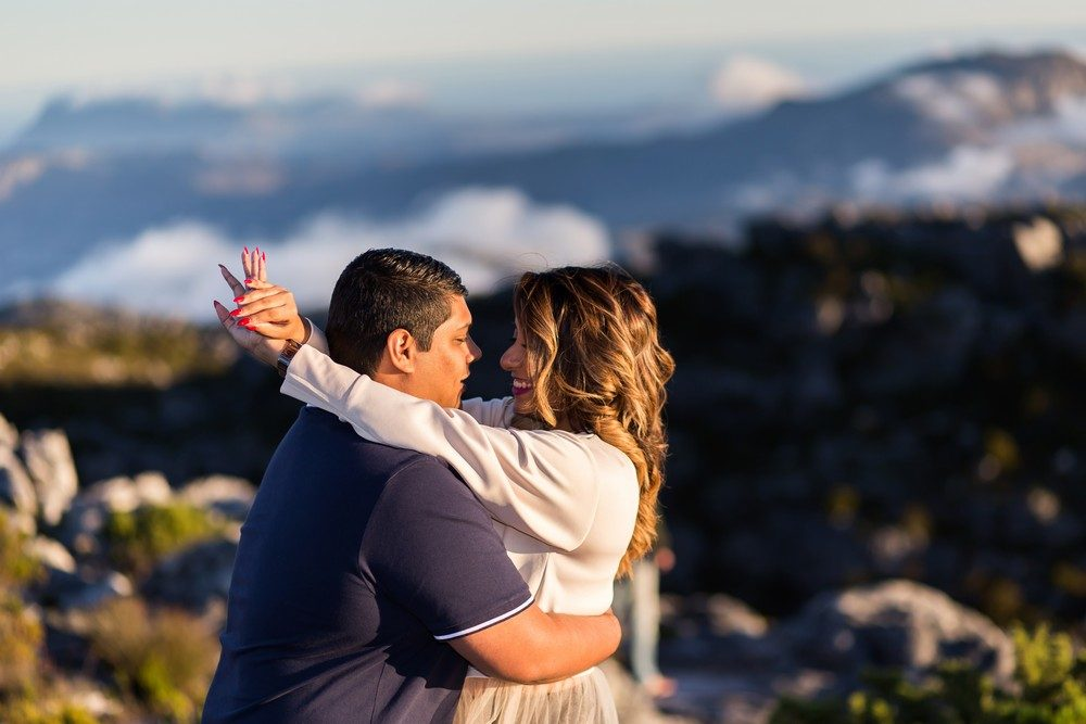 Table Mountain Proposal Shoot Expressions Photography 002