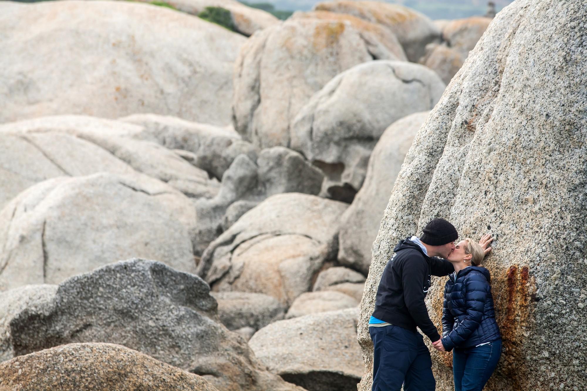 Cape Town Beach Engagement shoot 02