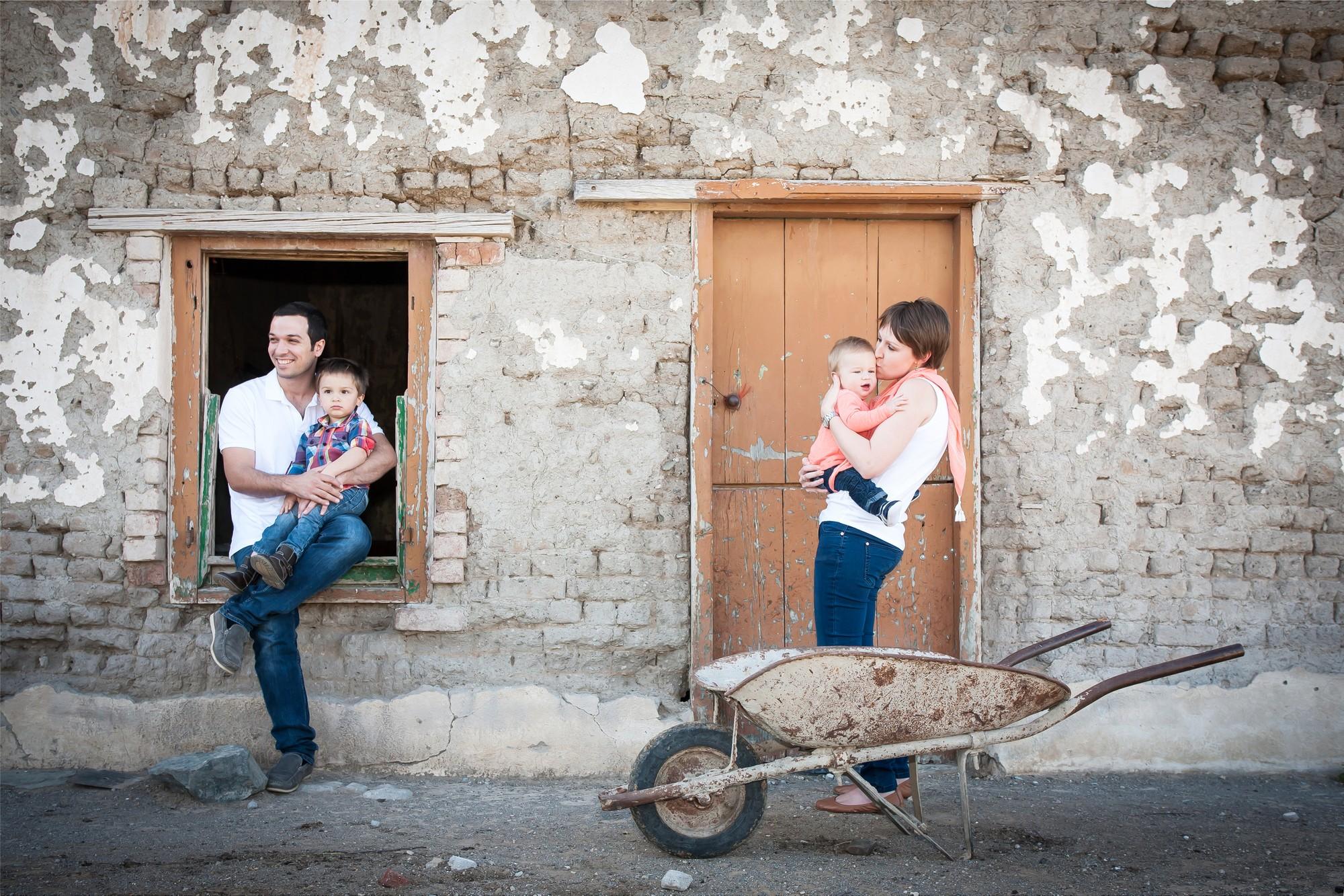 Karoo Family Photo Shoot Expressions Photography 1