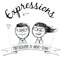 Expressions Photography Logo