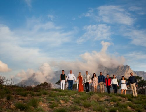 Lions Head Family shoot