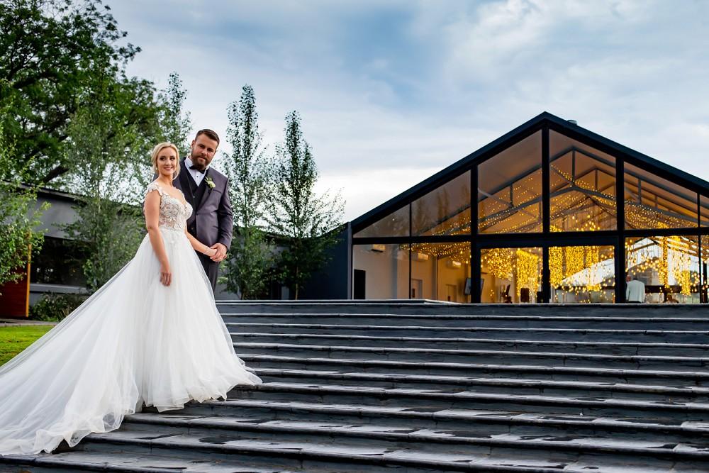 Inimitable wedding venue