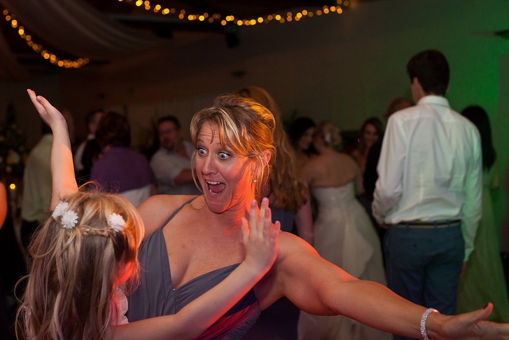 Emotive wedding photography dance floor fun
