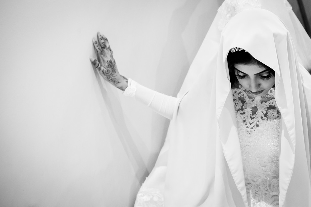 Cape Town wedding photographers Muslim Bride