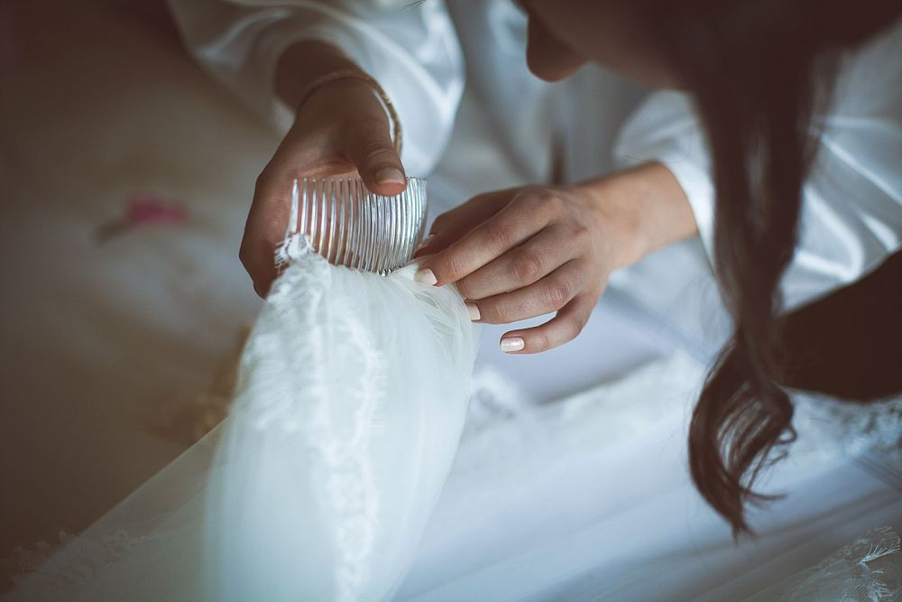 Cape Town wedding photographers getting ready shots detail