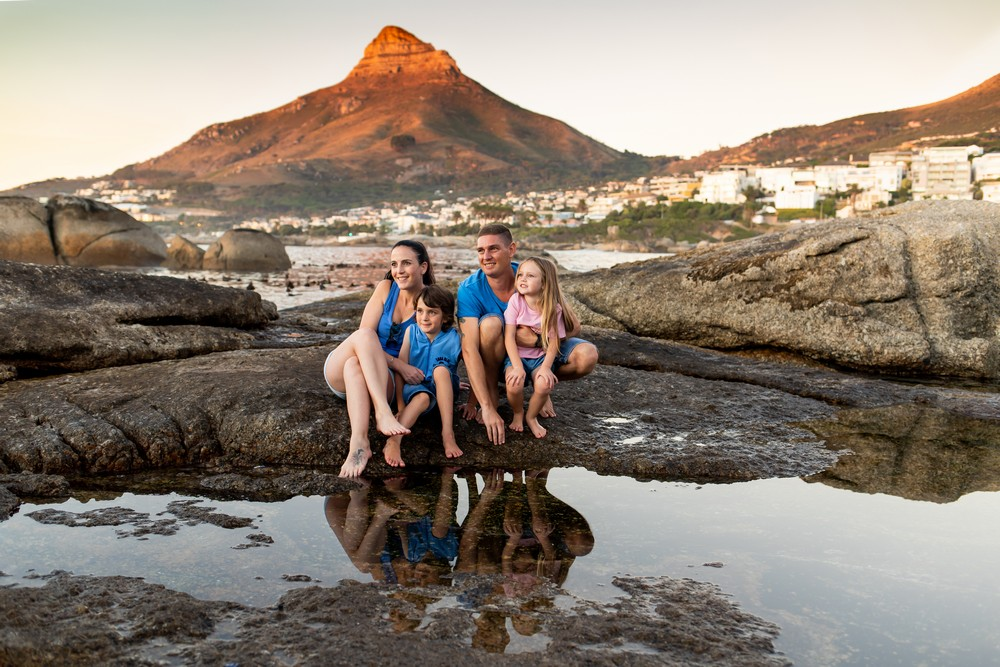 Cape Town family photo session