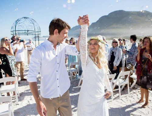 Getting Married in Cape Town