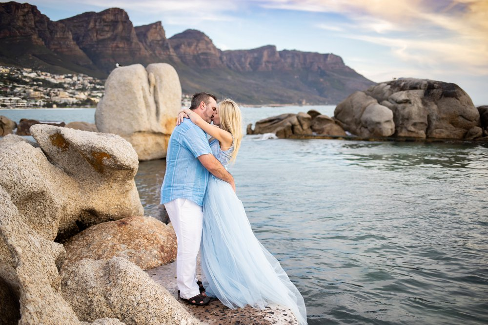 Couple shoot in Cape Town