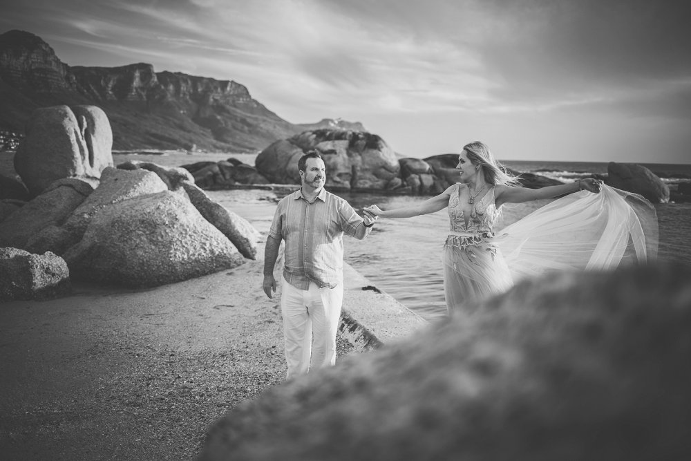 Cape Town vacation photography