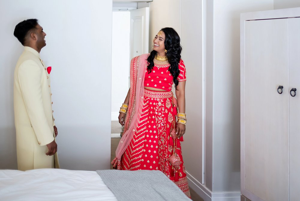Indian Engagement le Franschhoek Hotel first look