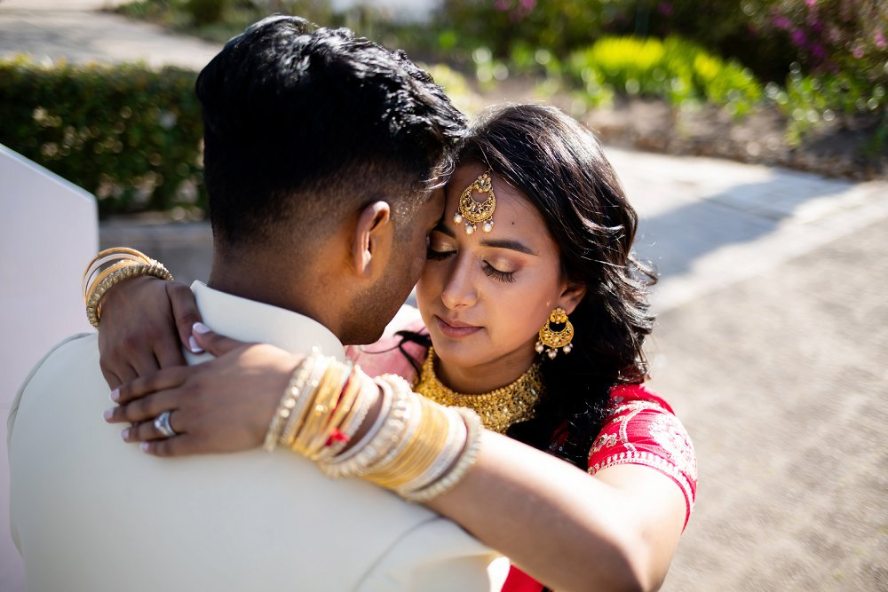 Indian engagement le franschhoek hotel couple