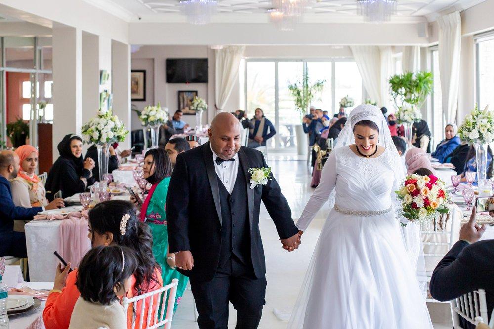 Intimate Cape Town Muslim Wedding