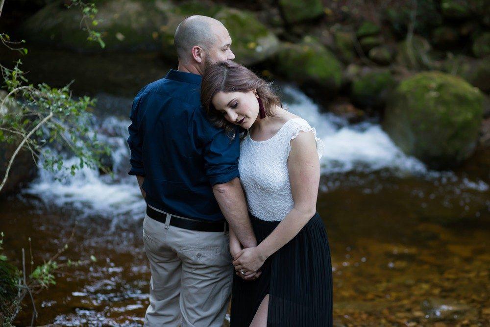 Newlands forest couple shoot