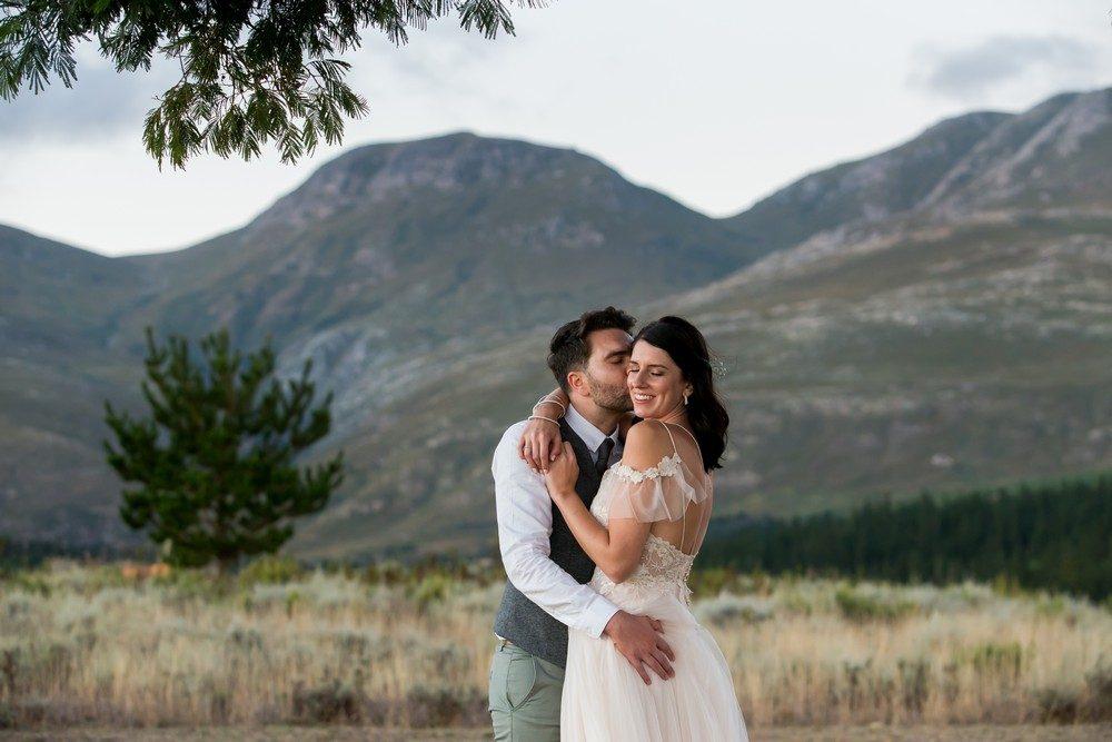 Cherry Glamping Wedding
